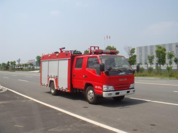 江鈴順達水罐消防車