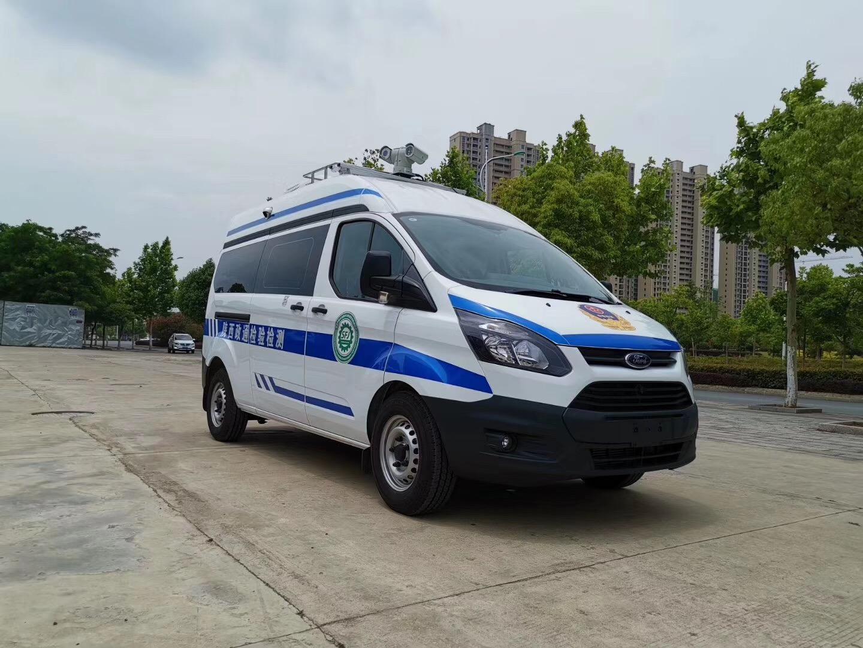 新全顺V362检测车