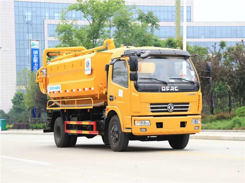 安徽宣城10方市城搶修車 清洗吸污車圖片展示圖片專汽詳情頁圖片