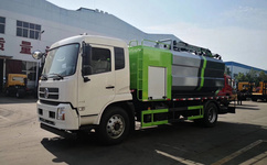 东风天锦吸污车12吨厂家最低价
