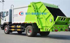 垃圾車多少錢一輛-東風6-14立方垃圾車專業生產基地