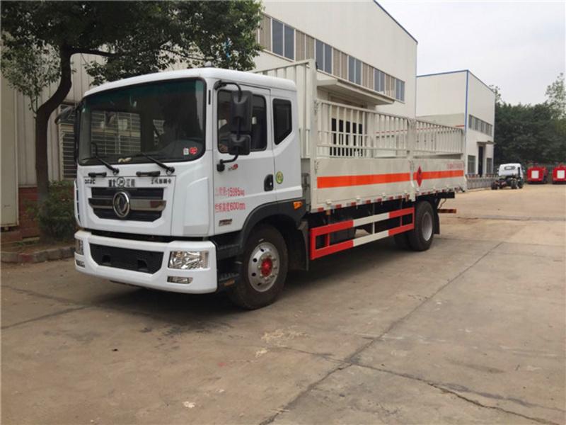 2019年重庆气瓶运输车液化气瓶运输车便宜出售