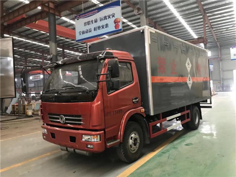 蓝牌解放民爆运输车对驾驶员对车辆对运输公司的要求