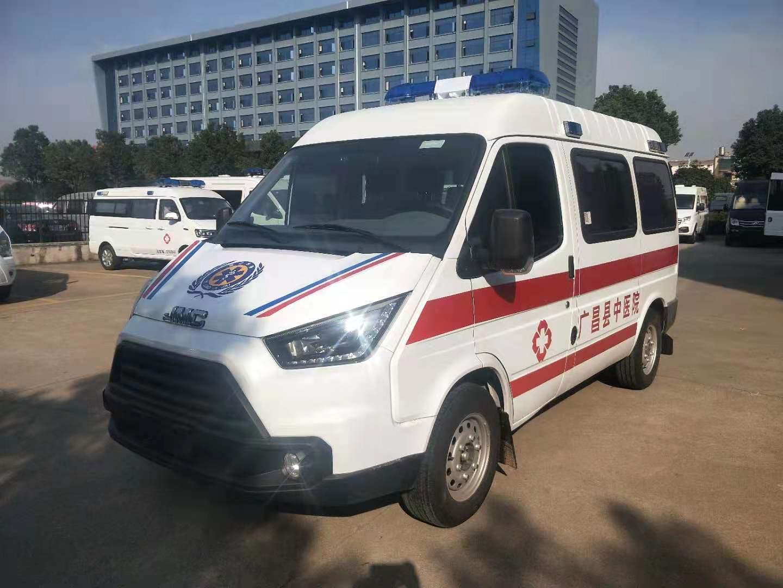 經典特順長軸運輸型救護車