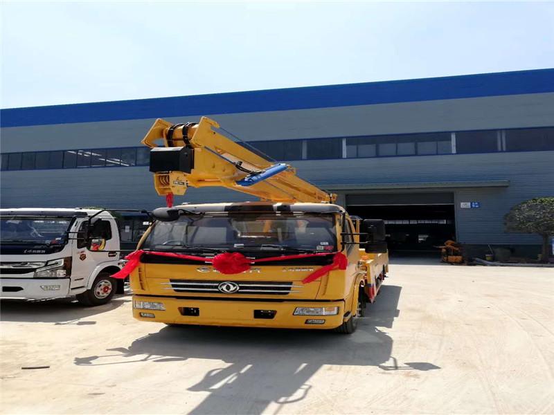 18米登高作業車車輛展示圖圖片專汽詳情頁圖片