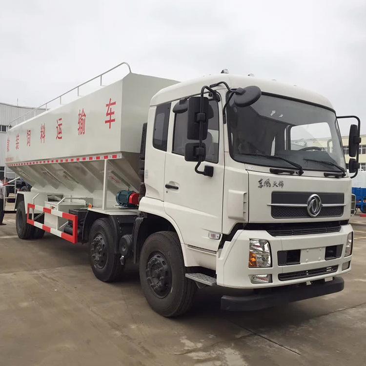 20噸飼料運輸車 東風天錦20噸飼料運輸車