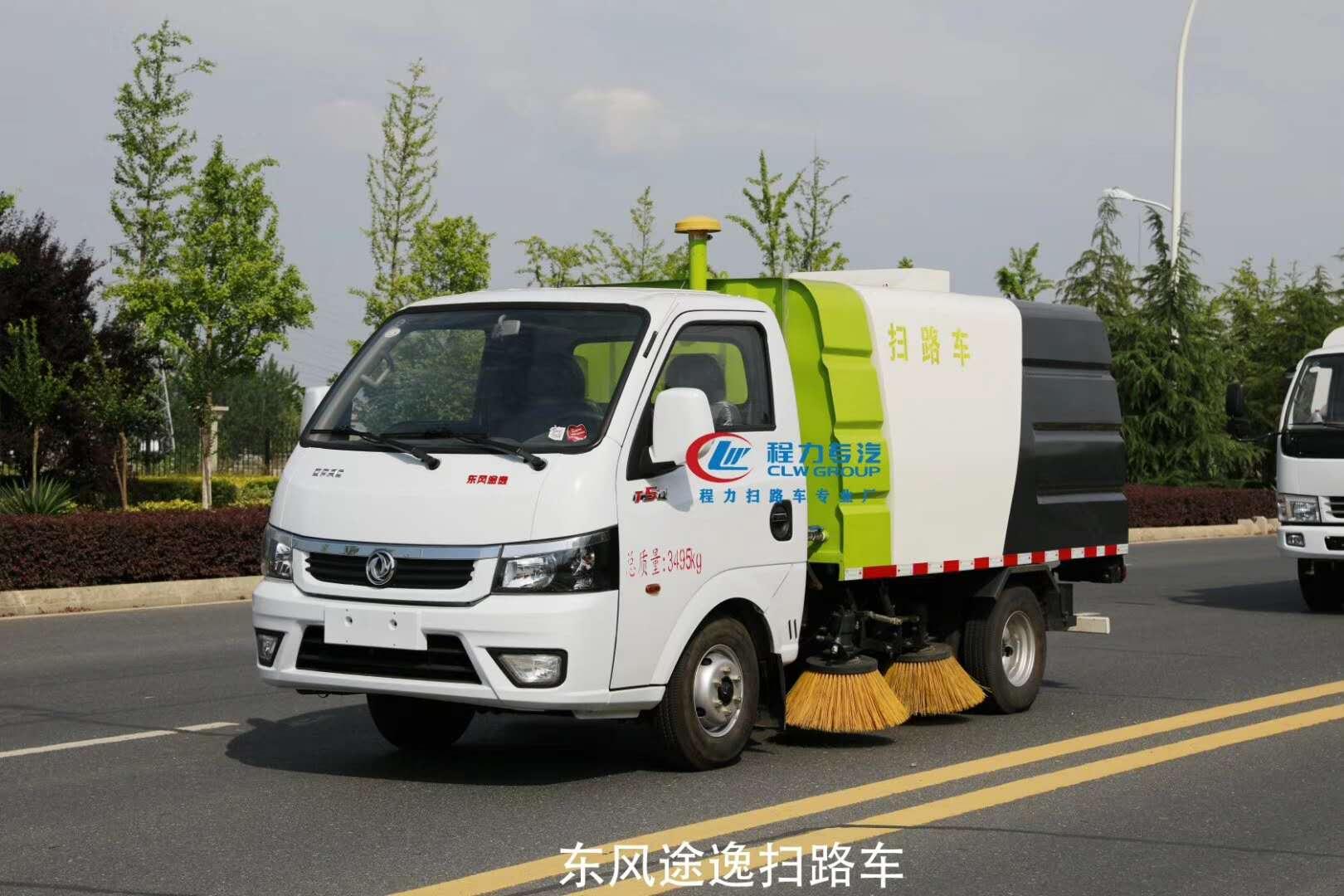 程力掃路車專業廠圖片