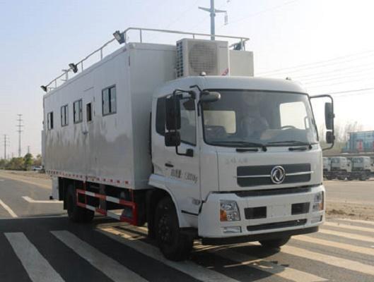 東風天錦宿營車銷售15271321777