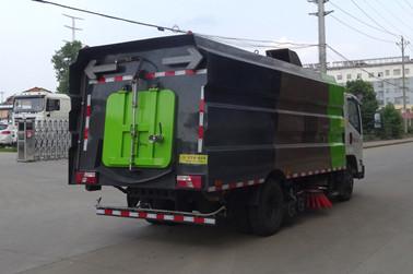 江鈴8噸小型洗掃車