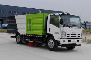 五十铃700P洗扫车(9吨)