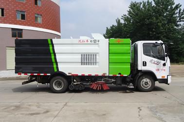 解放8吨洗扫车