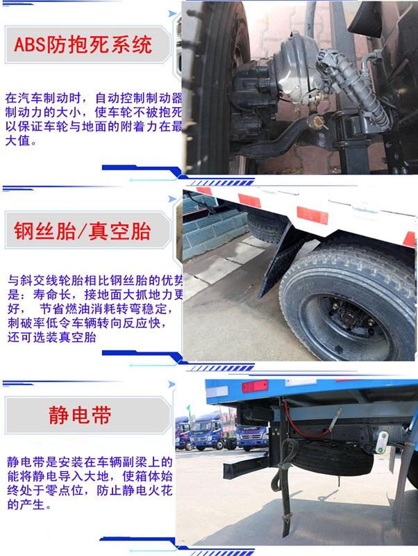二類東風天錦易燃氣體廂式運輸車哪里有圖片