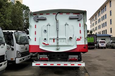 江淮格尔发16方大型洗扫车图片