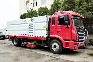 江淮16吨洗扫车