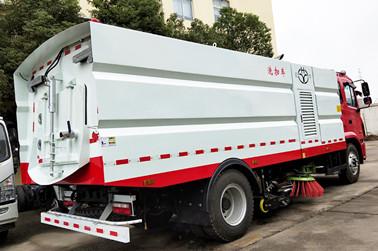 国五16吨洗扫车