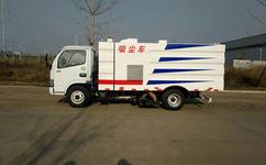 东风D6吸尘车图片展示,程力专业生产厂家图片