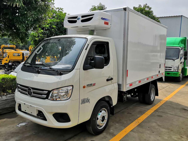 福田祥菱M1冷藏车(国六)