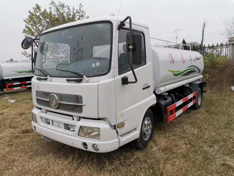 东风天锦12吨15吨绿化洒水车