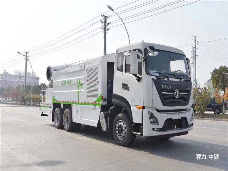 国六东风天龙多功能抑尘车  厂家直销  年底巨献