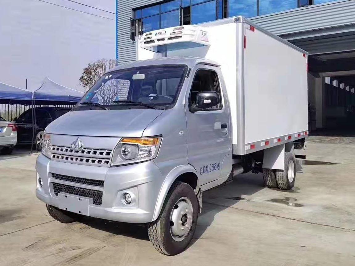 长安神骐T20小型冷藏车(国六)