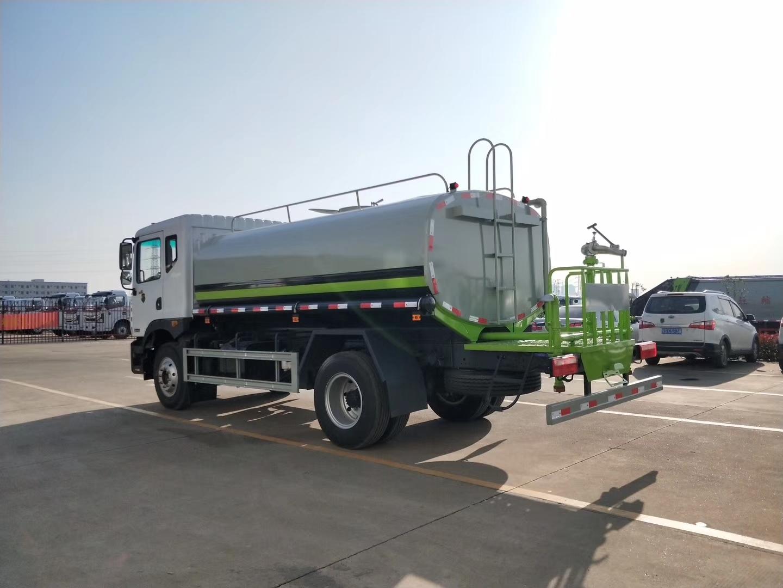 東風D9國五大多利卡12噸灑水車廠家直銷價格便宜圖片