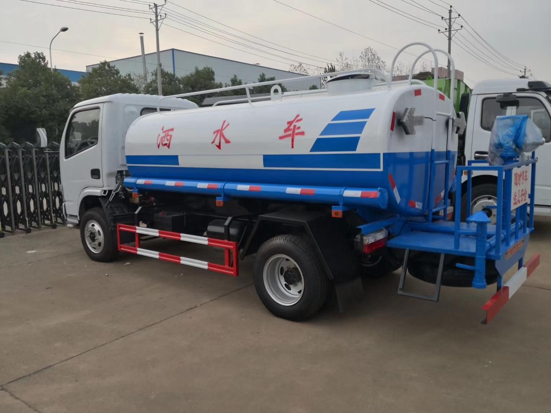 東風多利卡5噸灑水車促銷活動開始啦圖片