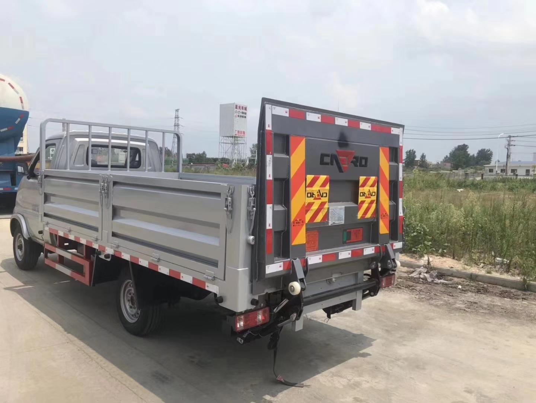 昌河15桶装垃圾车图片