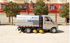长安小型扫路车(1.5立方尘箱/1方水箱),小型扫路车价格