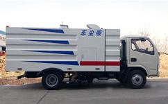 东风小多利卡国五吸尘车,吸尘车一般多少钱?图片