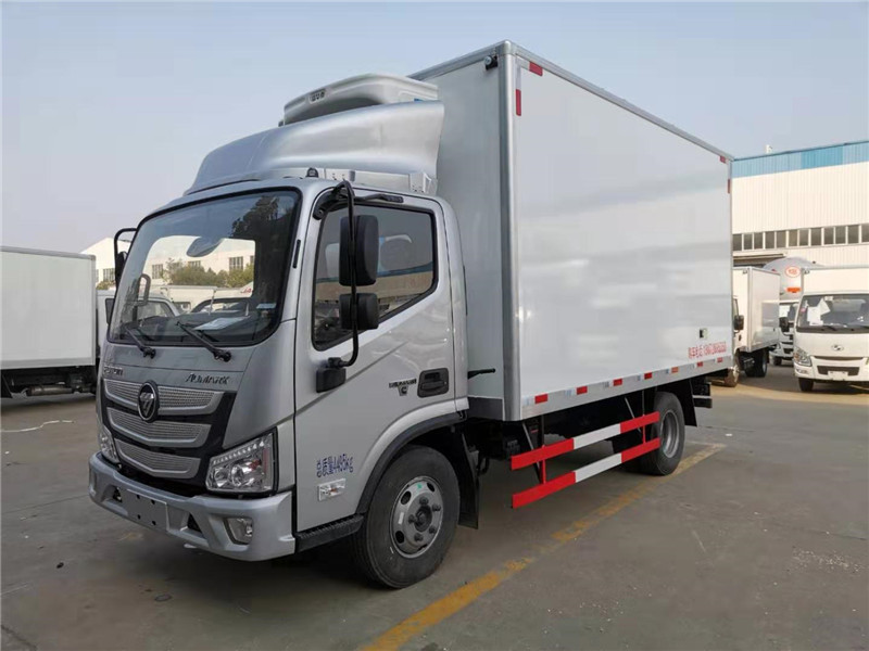 欧马可S1(厢长4.2米)冷藏车(国六)