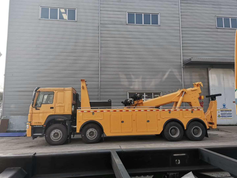 25噸~30噸重汽豪沃大型拖車廠家現車圖片圖片