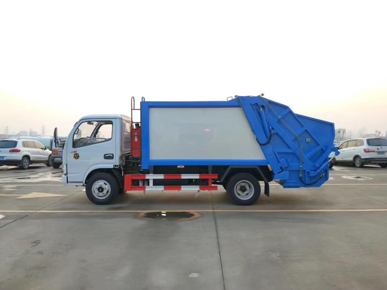 東風國五D6壓縮垃圾車圖片