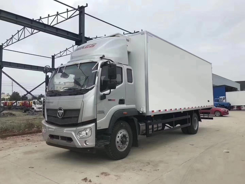福田瑞沃ES5冷藏車 7米8冷藏車圖片