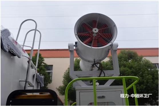 国六东风天锦13吨雾炮车12吨雾炮车图片
