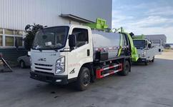 餐厨垃圾车的作用,垃圾车专业厂图片