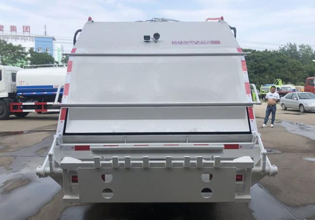 东风多利卡8方压缩垃圾车配置(图9)