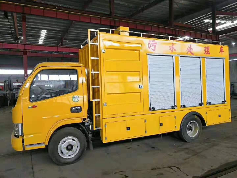東風多利卡D6污水處理車怎么樣?與吸污吸糞車有什么優點圖片專汽詳情頁圖片