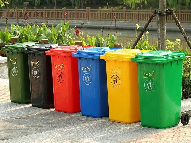你知道如何延长垃圾桶的使用寿命么?