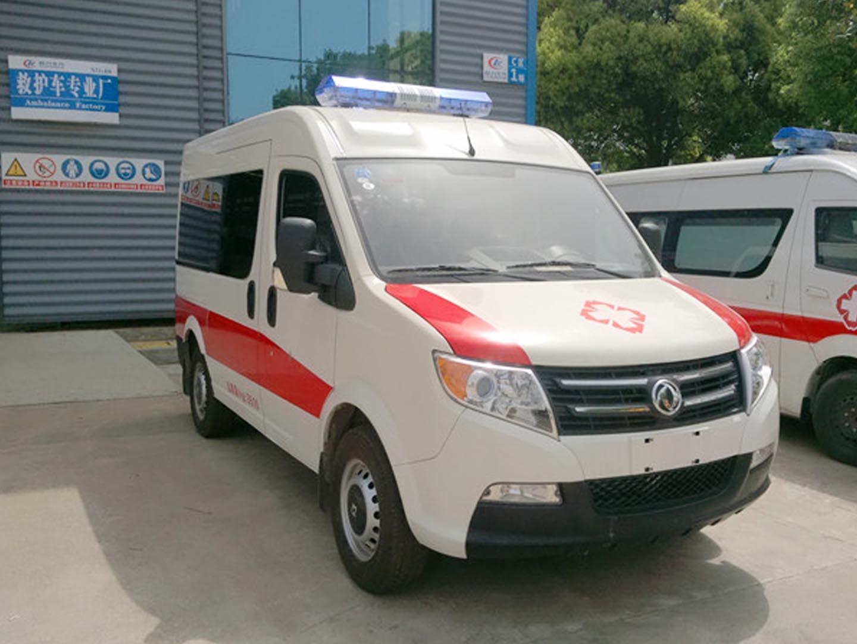东风御风长轴(柴油)救护车