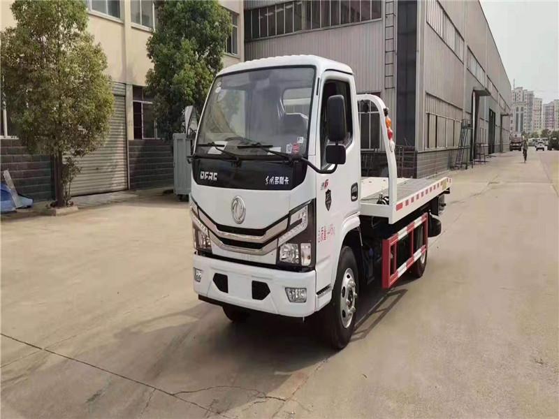 晋中国六东风蓝牌清障车,道路拖车车型简介