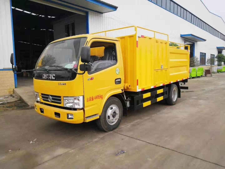 東風國六多利卡污水處理車 藍牌污水處理車廠價直銷 包送到家!圖片專汽詳情頁圖片