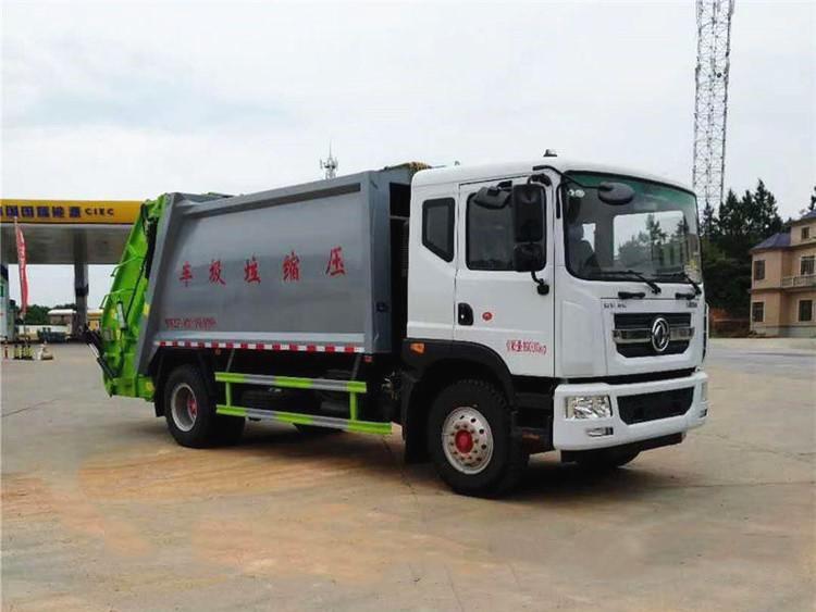 東風大多利卡D9十方壓縮垃圾車最實用的壓縮垃圾車圖片專汽詳情頁圖片