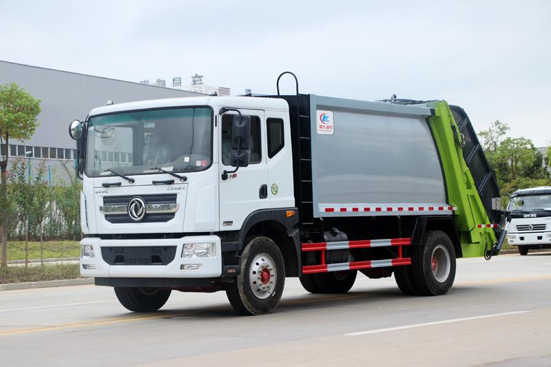 東風多利卡D9十二方壓縮垃圾車怎么樣?多少錢?圖片專汽詳情頁圖片