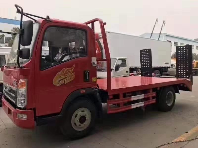 東風T5單橋8噸隨車吊可配6米多貨箱圖片