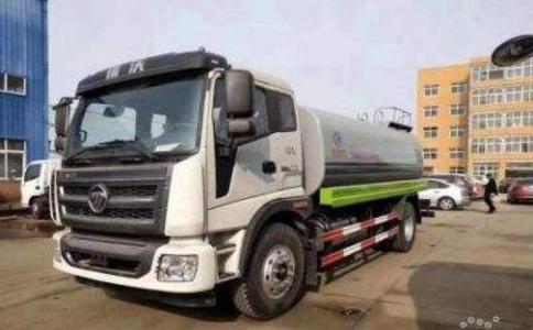 福田瑞沃15噸灑水車福田15方灑水車
