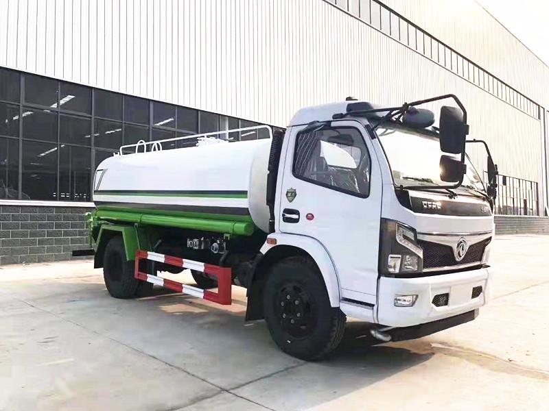 東風大福瑞卡10噸灑水車