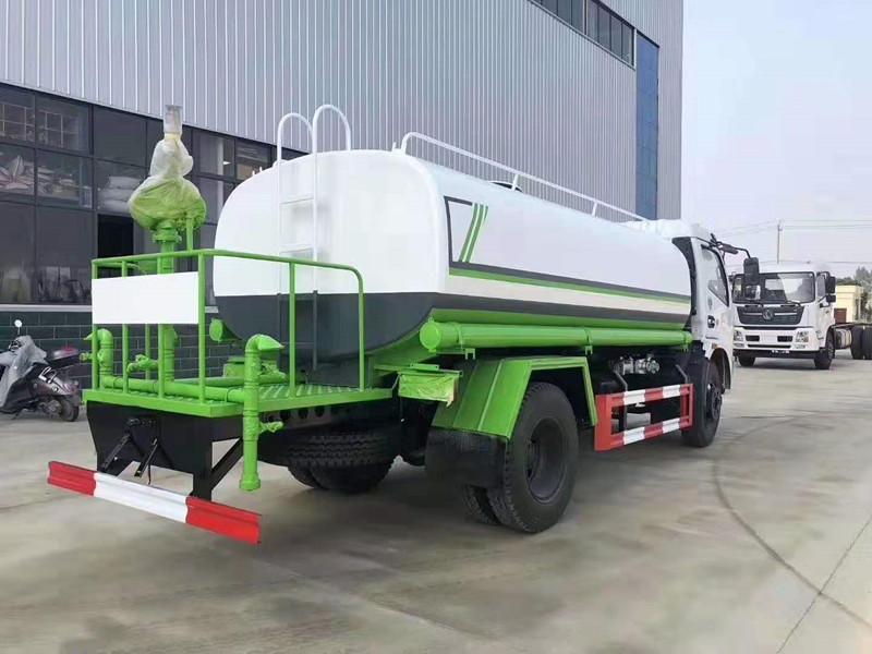 東風大福瑞卡10噸灑水車圖片