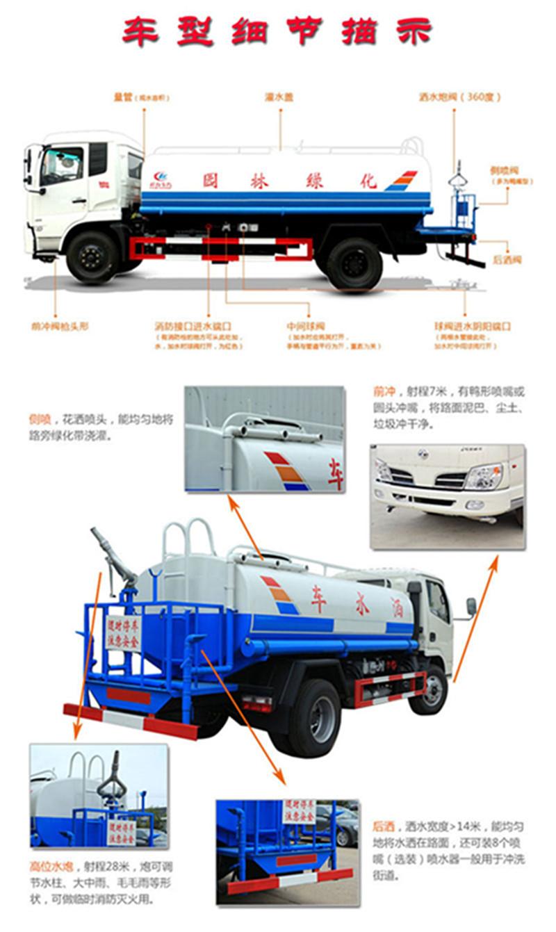 雾炮车-喷洒车-绿化洒水车价格