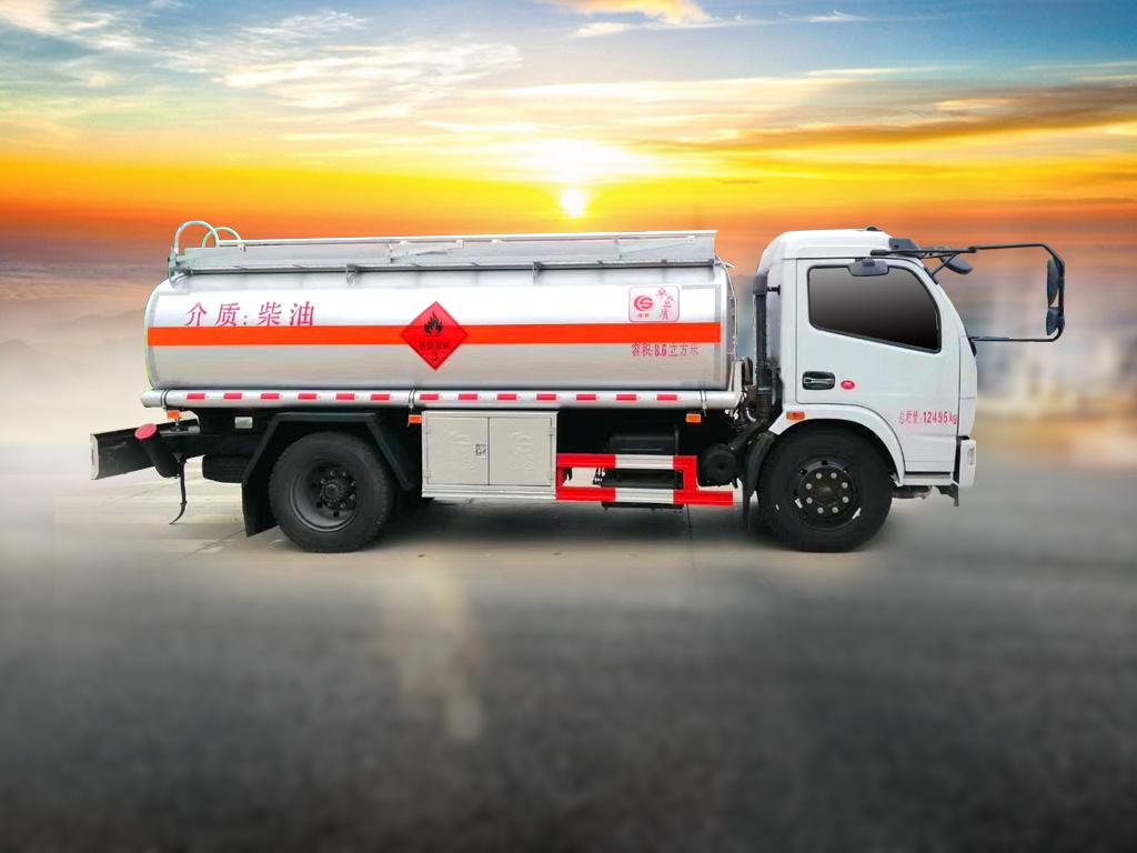 1-4噸油罐車