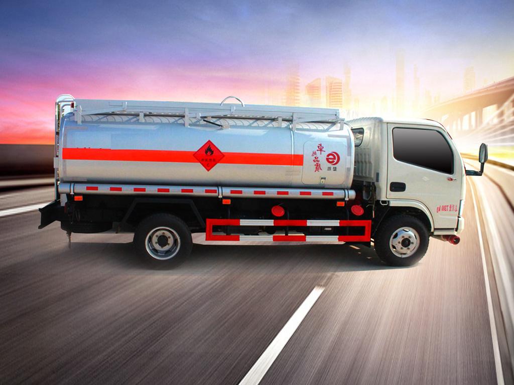 3-5噸油罐車